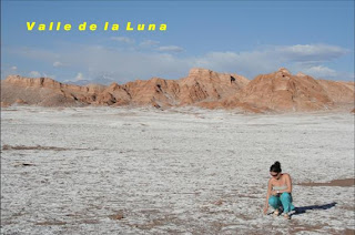 Klik op de foto voor over het gebied rond San Pedro de Atacama (Noord-Chileense Andes)
