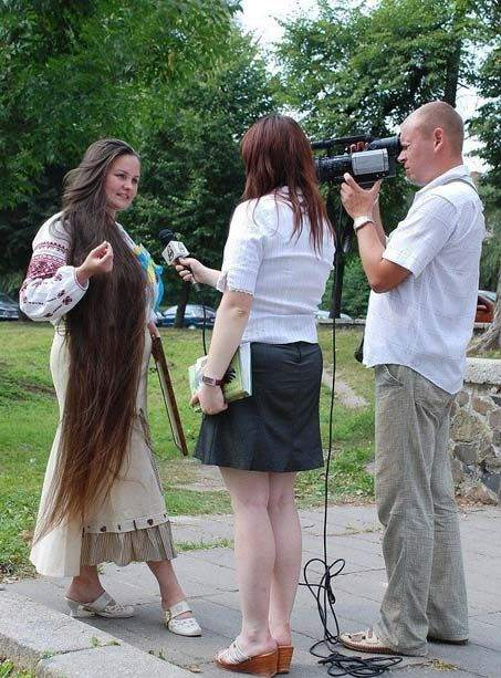 A compilation of long hair hairstyles: 26Pics