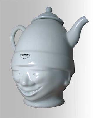 عکس:قوری چای با اشکال جالب