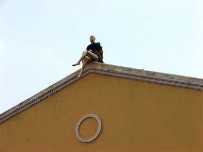 عکس: پشت بام های عجیب غریب