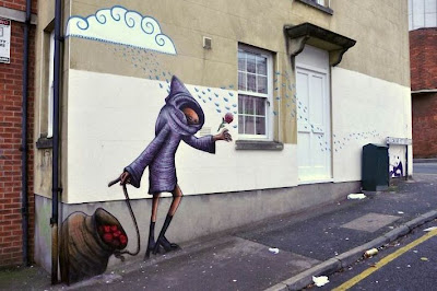 Creative Graffiti Artworks