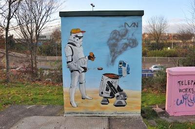 Graffiti spray paint Arts