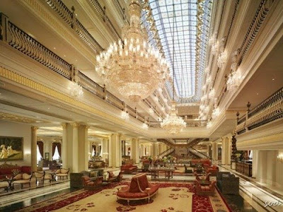 most expensive hotel
