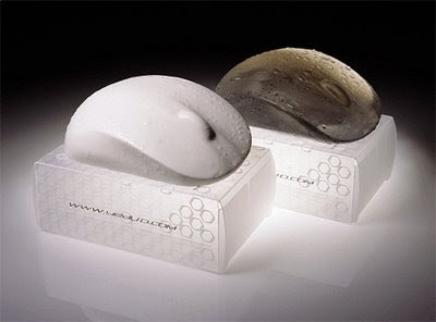creative bath soap