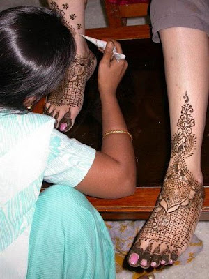 Mehandi / Henna designs