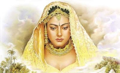 beautiful indian paint...