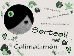 """Sorteo en """"CalimaLimón"""""""