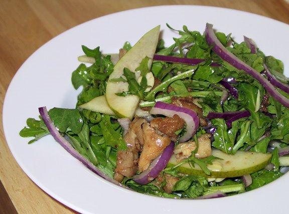 [teriyaki+salad]