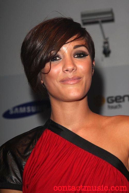 frankie sandford hair 2009. Hot Celebrity Singer Frankie