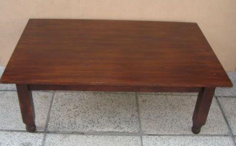 Muebles a medida mesa ratona de madera paraiso - Muebles mariano ...