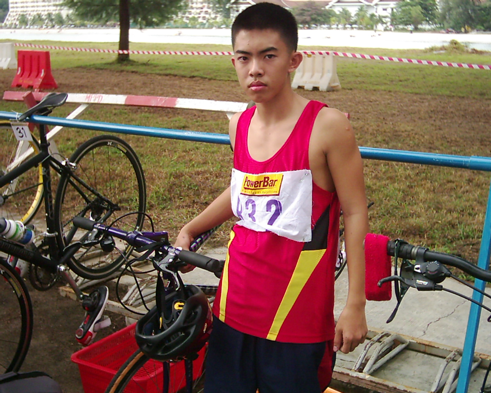 before i graduated from RMC i pleted 2 sprint triathlons and 1 OD with a steel bike