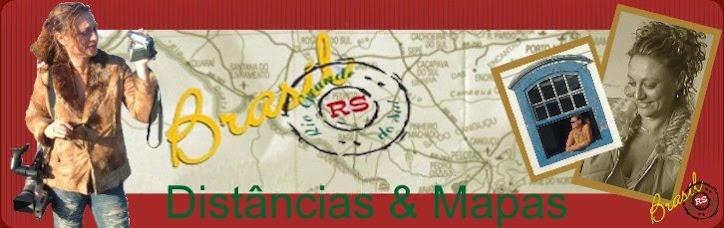 Distâncias & Mapas