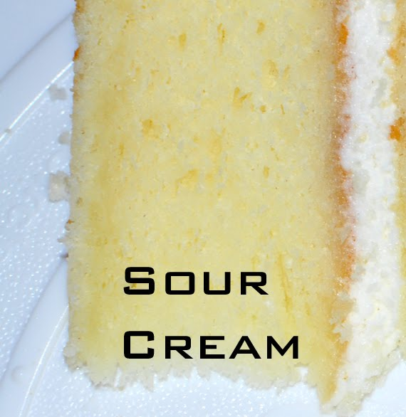 Buttermilk sour cream cake recipes