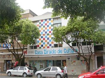 Blog da Casa Ziraldo de Cultura