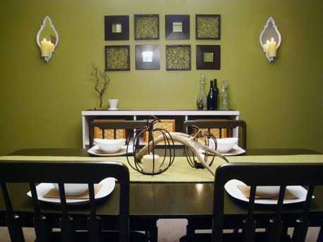 Espresso Finish Dining Room Tables