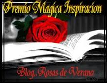 PREMIO MAGICA INSPIRACIÓN