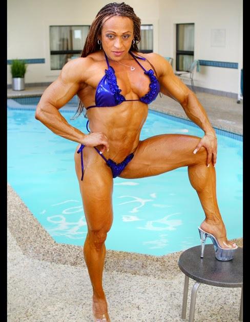 Strong Women's Styles: Sacramento Female Bodybuilding