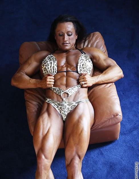 Argentina (AR) Handsome Female Bodybuilders Photos
