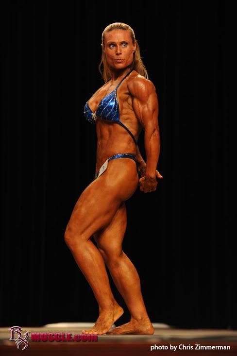 Female Fitness Figure Body: Romania (RO) beautiful female