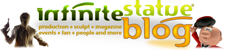 Infinite Statue Blog