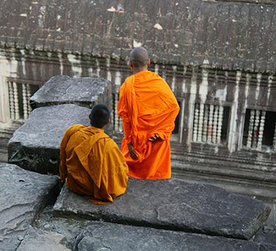 Foto - Ruinas de Angkor - Camboya