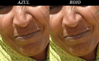 Tutorial Photoshop - Comparativa de canales