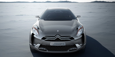 Citroen Hypnos Hybrid Concept