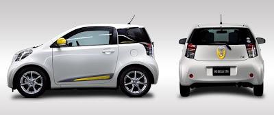 Toyota iQ Mini Modellista Pics