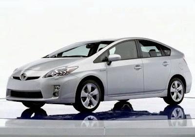 New Toyota Prius Pics