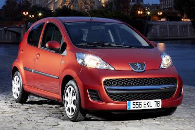 New 2009 Peugeot 107