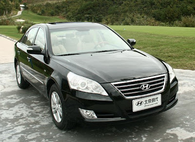 Hyundai Sonata Sedan Facelift