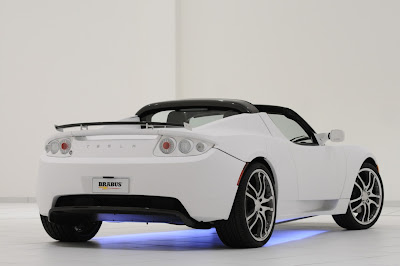 BRABUS Electric Tesla Roadster