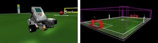 Microsoft working on simulated Robot Soccer Challenge