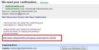 Cara Menaikkan Trafik Pengunjung atau Page Rank dengan Sistem Viral Link