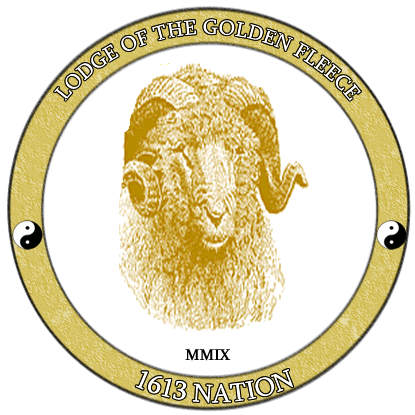 Lodge of  the Golden Fleece-1613 Nation