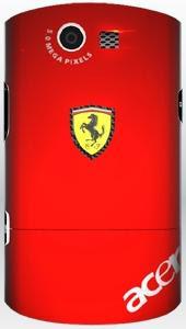 Acer Liquid E Ferrari Special Edition
