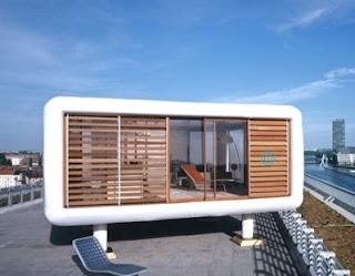 la maison modulaire le loft cube le blog de loftboutik. Black Bedroom Furniture Sets. Home Design Ideas