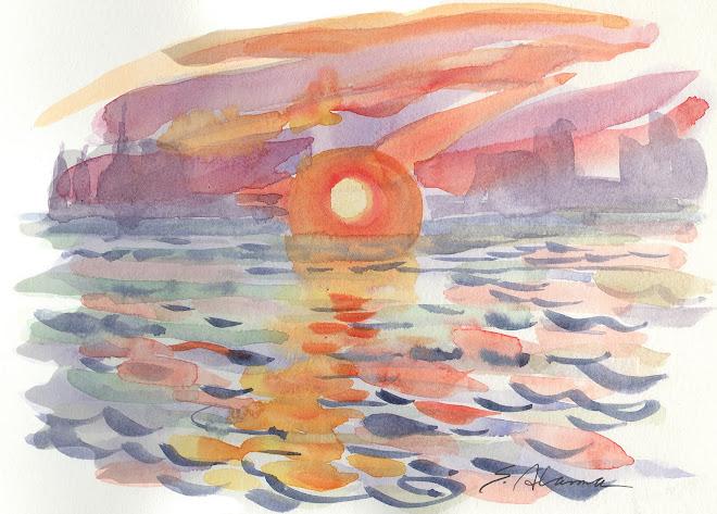 """""""Orange Sun"""""""
