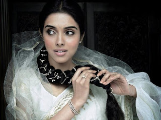 asin's latest photoshoot