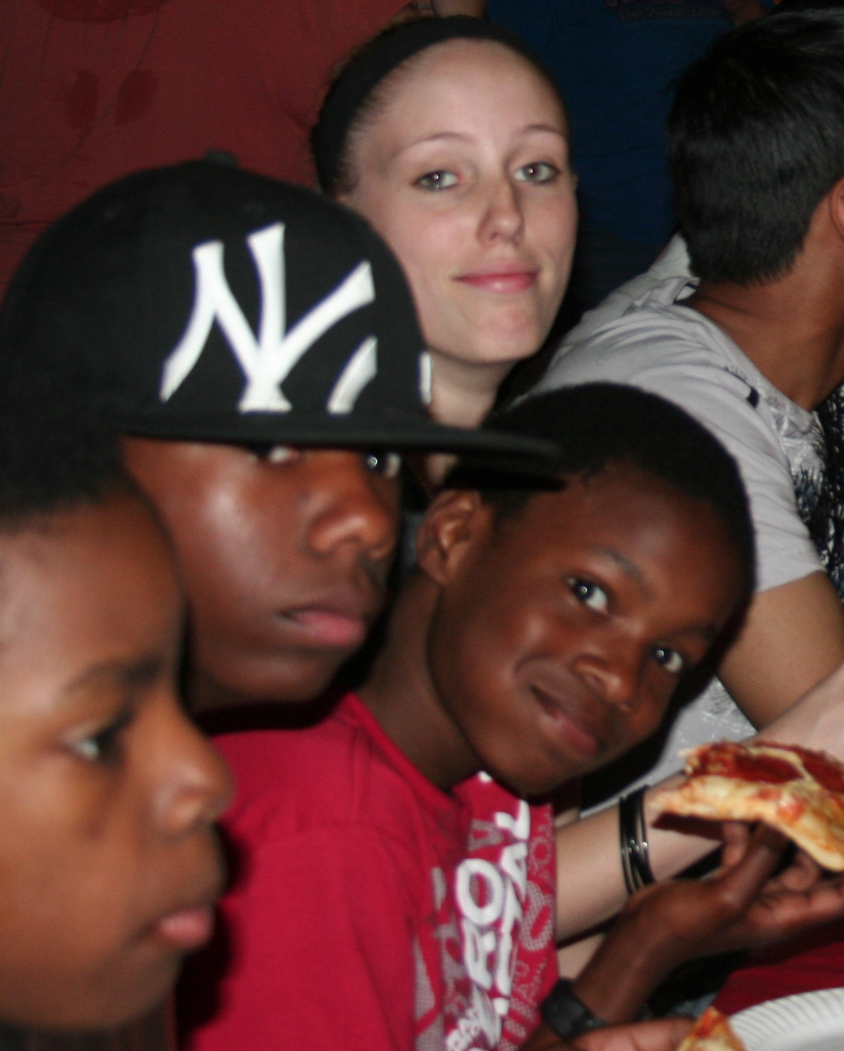 On April 10, 2010 We Hosted A Teen Party In Lancaster, Pa 20 Teens