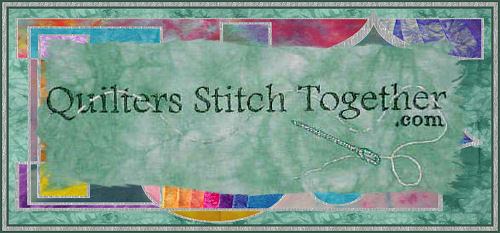 Quilters Stitch Together