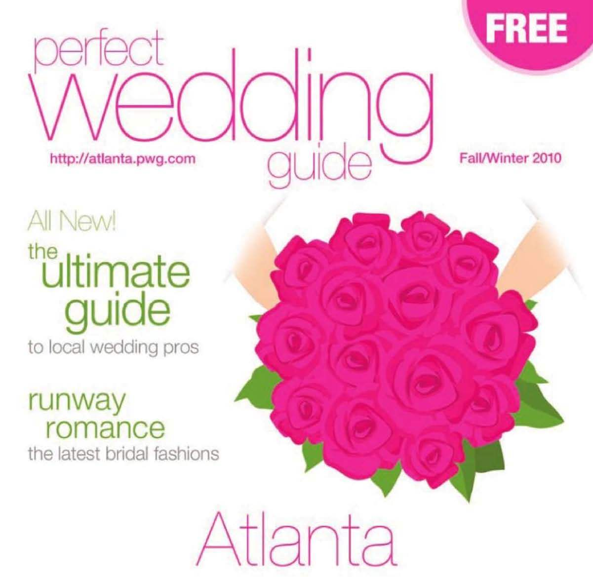 ciao bella weddings featured the perfect wedding guide