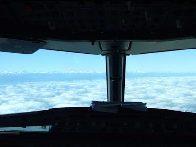 Balade en DC3 Jumpseat-A319-Pau