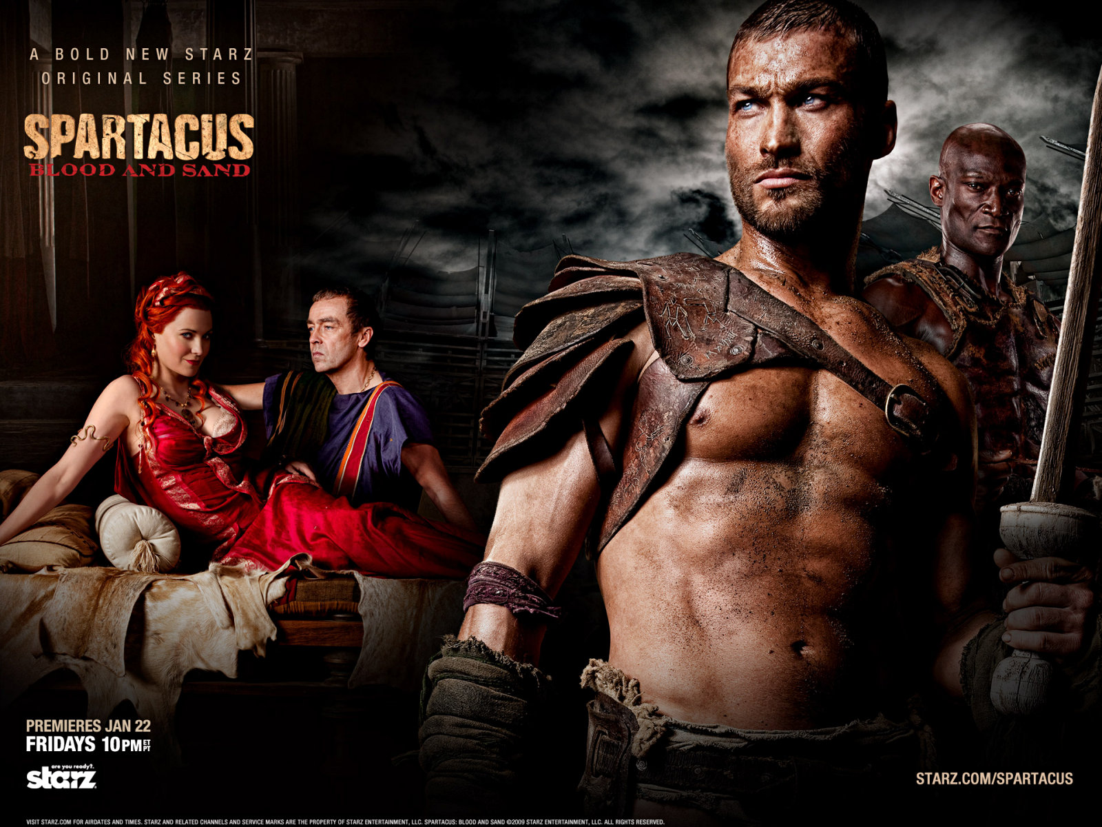 spartacus blood and sands