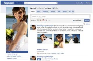 facebook matrimonio