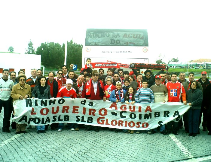 Benfiquistas do Coração:  BENFICA - 3 GUIMARÃES - 1