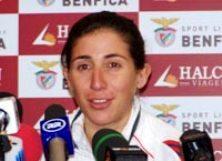 "Há muito que digo que és a minha querida ""atleta"" Vanessa Fernandes."