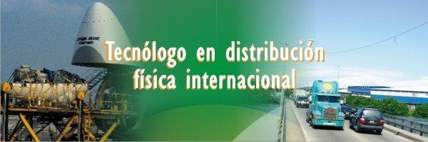 Tecnologos Distrubucion Fisica Internacional