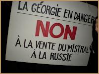 Manifestation à Paris le 27.11.2009 (c)Othar Pataridze