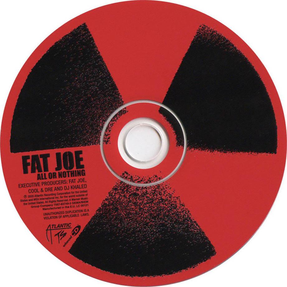 Fat joe all or nothing 2017 esc